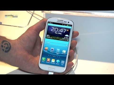 Samsung Galaxy S3 Video