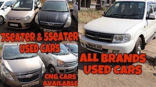 Used Car starting price 45K   Cars Under 2 Lakhs   7 Seater & 5 Seater Used Cars   Fahad Munshi  