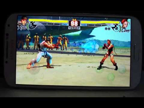 Street Fighter IV v1.00.03 para Android (Apk + Datos)