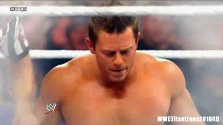 "WWE The Miz ● ""I Came To Play"" ● *2011* 