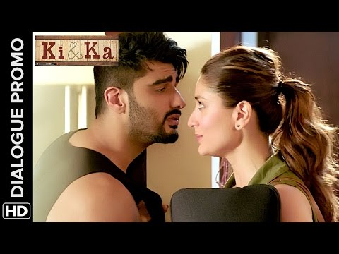 Arjun Kapoor Insists Kareena To Come Home Late After Work! | Ki & Ka | Dialogue Promo