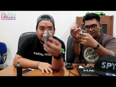 BEDUA MAHA | Review: Indonesia ROYAL JUICE by 24:01 Vapestore