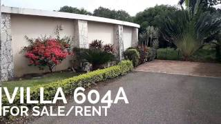 604A - Villa for Rent/Sale Dominican Republic - Casa Linda City