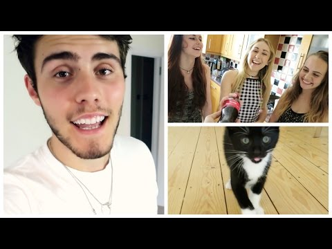 Surprising Viewers At Their Houses!