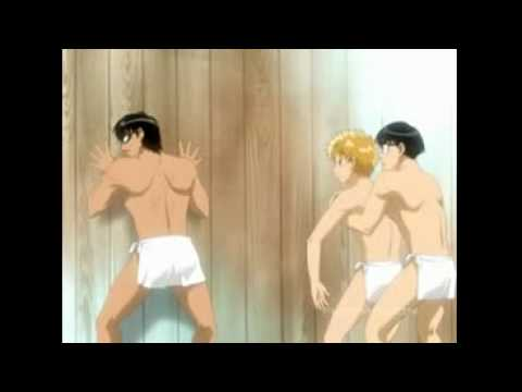 School Rumble At The Hot Springs