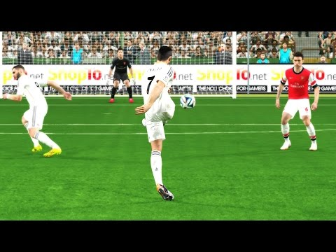 Long Shots From PES 98 to 15