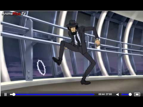 Lupin Iii Vs Detective Conan The Movie: Conan Saving Ran Scene video