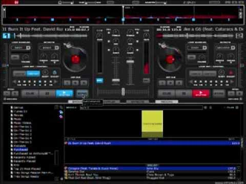 Virtual Dj Top 40 Mix Fall 2010 (7 Song Mix)