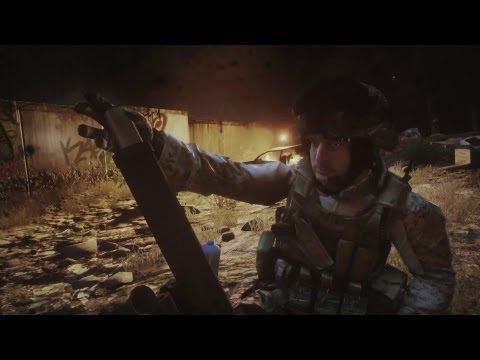 Novo Teaser Incrivel de Battlefield 3