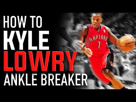Kyle Lowry Ankle Breaker Hesitation: Basketball Moves