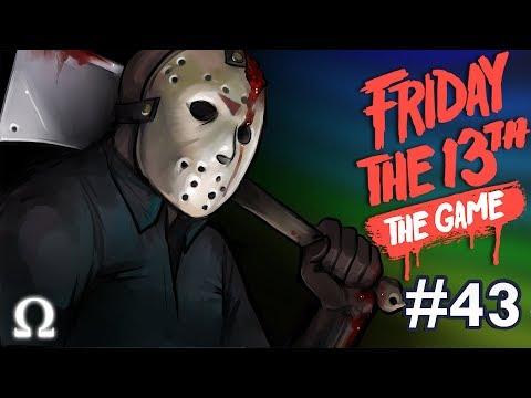JASON'S FIRST DANCE & HIPPIE ADVENTURES! | Friday the 13th The Game #43 Part 4 Jason DLC