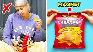 16 LIFE HACKS WITH MAGNETS