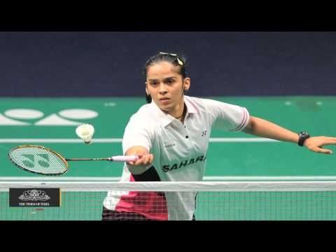 Saina Nehwal and K Srikanth Storm Into China Open Finals - TOI