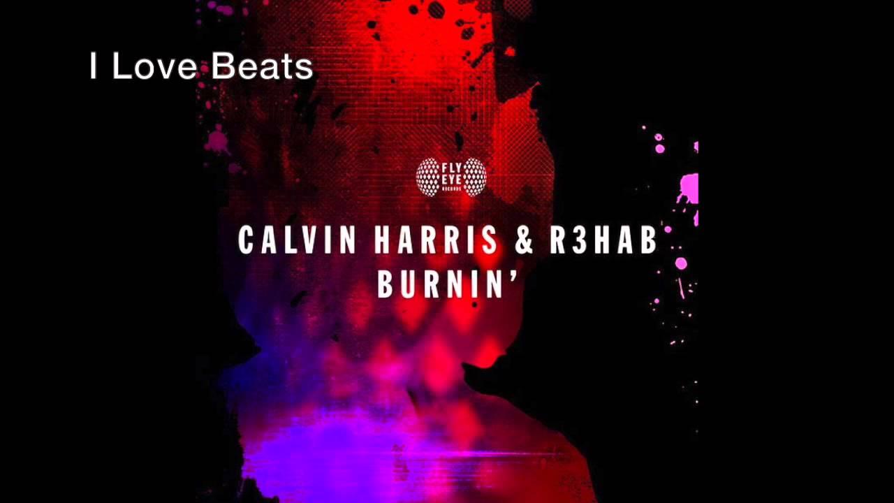 Calvin harris burnin song download