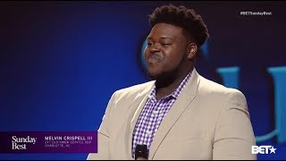 Sunday Best - Melvin Crispell III Audition (Reaction/Review)