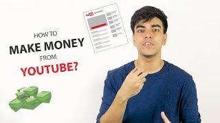 3. How to Make Money from YouTube? | by Salman Muqtadir [Skill Development]