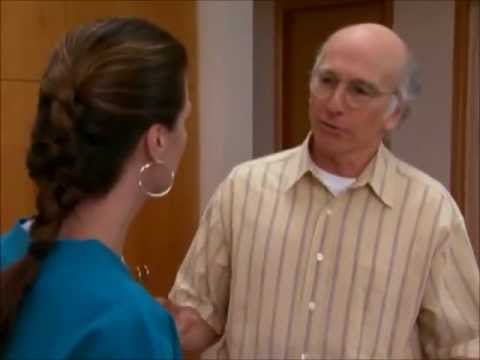 Larry David and the Big Vagina