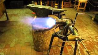 Бензиновая горелка своими руками