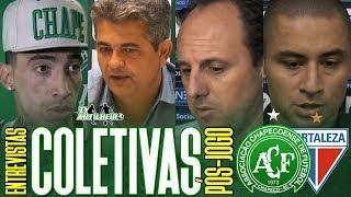 [Série A '19] Entrevistas Coletivas | Pós-jogo Chapecoense 1 X 3 Fortaleza EC | TV ARTILHEIRO