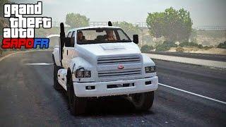 GTA SAPDFR - DOJ 86 - On The Run (Criminal)
