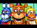 Download Five Nights at Freddy's Song (FNAF 6 SFM 4K Rockstar)(Ocular Remix) MP3 song and Music Video