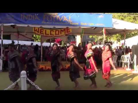 Sambalpuri Dance At India Day 2014 In Portland Or video