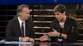 Bill Maher Agrees With Milo Yiannopoulos On Islam, Transgenderism,