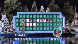 Wheel of Fortune - Largest Non-Million Winnings Ever (Dec. 28, 2012)