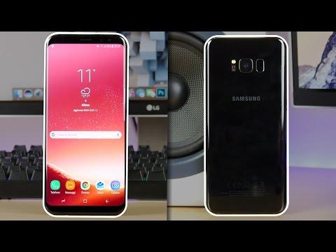 Recensione Samsung Galaxy S8!