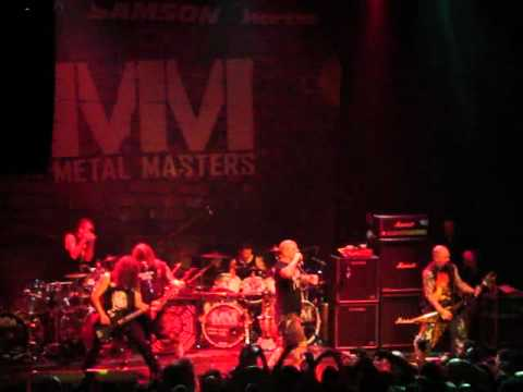 Metal Masters 4 ~ Mouth for War (Live @ Gramercy Theatre)
