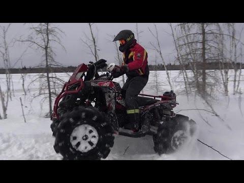 Can am Snow Assault