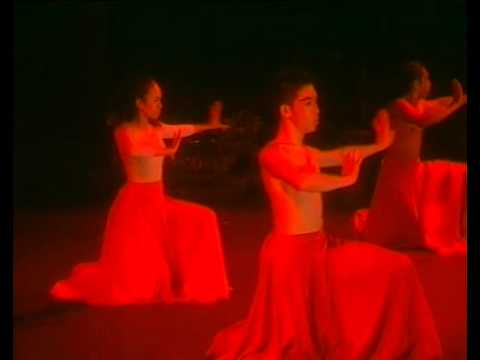 Malaysian Contemporary Dance - WiRama