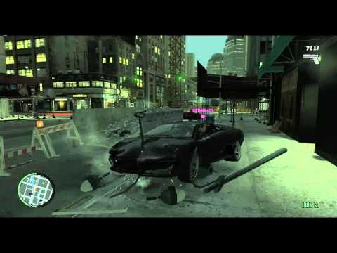Grand Theft Auto IV Carmageddon w/ Ardy & BIGB0SS - Part 1