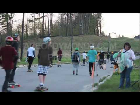 Cinco de Race...o Longboard Race in Bradford