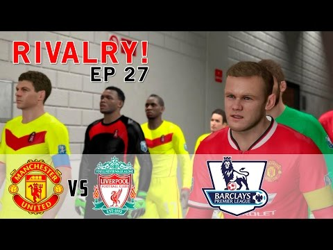 [TTB] PES 2015 - Man United vs Liverpool - Rivalry! - Master League - Ep27