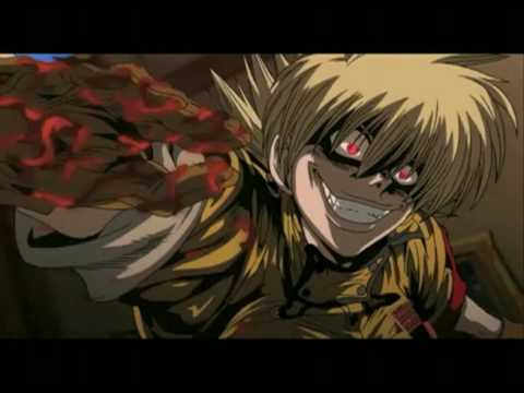 "Hellsing Music Video ""Blow Me Away"""