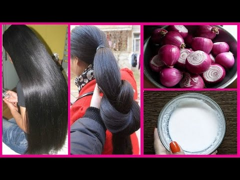 How To Grow Long and thicken Hair Naturally and Faster  | Extreme Hair Growth Mask