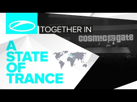 Cosmic Gate - A State of Trance Festival, Utrecht (The Netherlands)