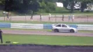 Escort Cosworth Gatebil