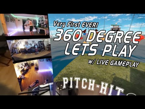 PITCH-HIT : 360 LETS PLAY