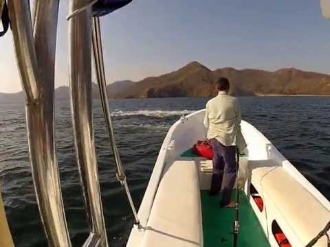 Papagayo Fishing April 2013