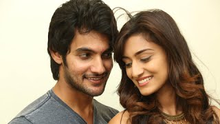 Galipatam Actors Candid Moments - #Aadi & #Erica Fernandes
