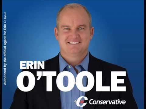 Erin O'Toole radio ad