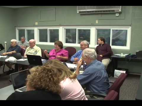 Bennington School District Board - 8/6/14
