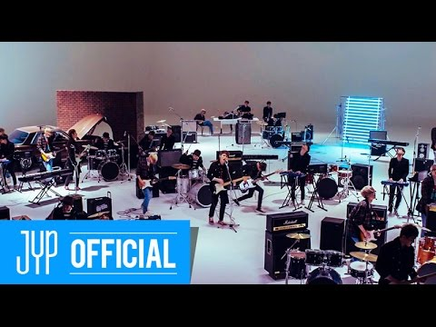 """DAY6 """"Letting Go(놓아 놓아 놓아)"""" M/V"""