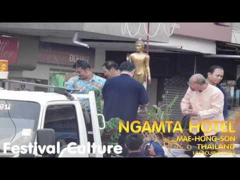 THAILAND    Mae hong son  festival and Culture