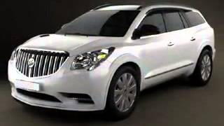 2016 Buick Enclave Interior And Exterior