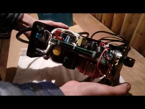 ОБЗОР и доработки Wert MMA 220 сварочный инвертор