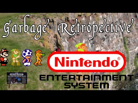 Garbage Retrospective Of Nintendo Entertainment System