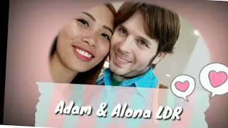 LDR VIDEO CALL - LONG TALK WITH MY AMERICAN BF    BUHAY LDR 😍
